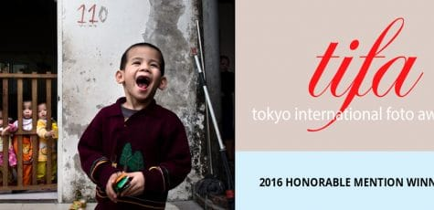 Tony Corocher, Tifa, Tokyo International Photography Awards